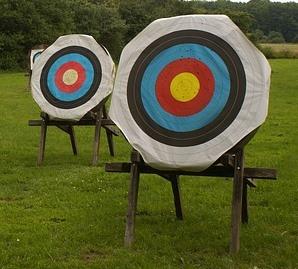 Bogenschißen; Quelle: pixabay