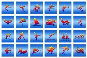 Olympische Sportarten Quelle: pixabay