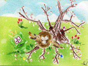 Ollek feiert Ostern 2