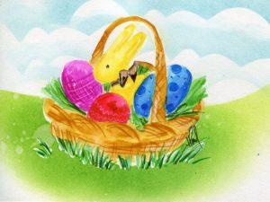 Ollek feiert Ostern 3